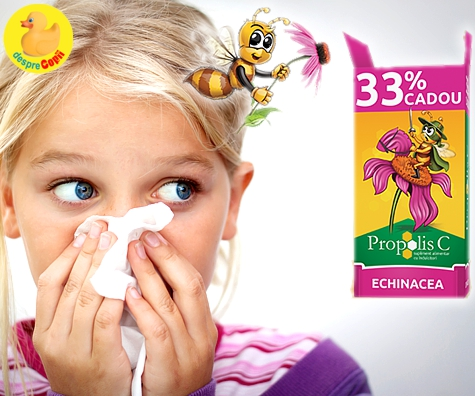 Cum oprim raceala si gripa in mod natural