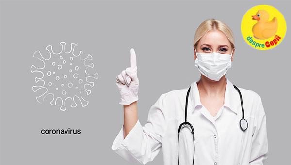 Protejeaza-te impotriva coronavirusului cu un simplu pas