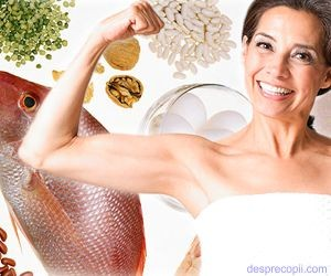 Despre proteine - tot ce trebuie sa stii