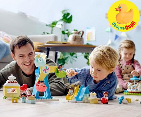 Puterea exemplului, a jocului de rol si a super-eroilor in educatia copilului