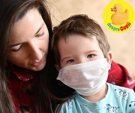 Are alergie, raceala, gripa sau Covid-19? Unele simptome pot fi inselatoare, insa altele pot oferi indicii