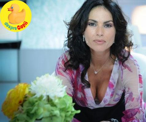 Ramona Badescu insarcinata la 50 de ani - iata ce inseamna o sarcina la aceasta varsta