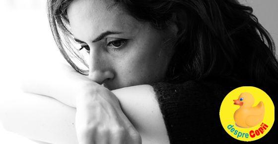 Recuperarea dupa avort: ce trebuie sa stii