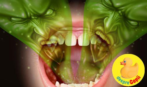 Combaterea respiratiei urat mirositoare: 9 sfaturi importante