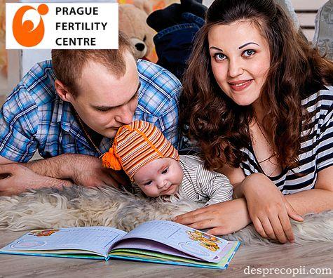 Rezultatele oficiale ale unui tratament FIV la clinica de Fertilitate de la Praga - 2014