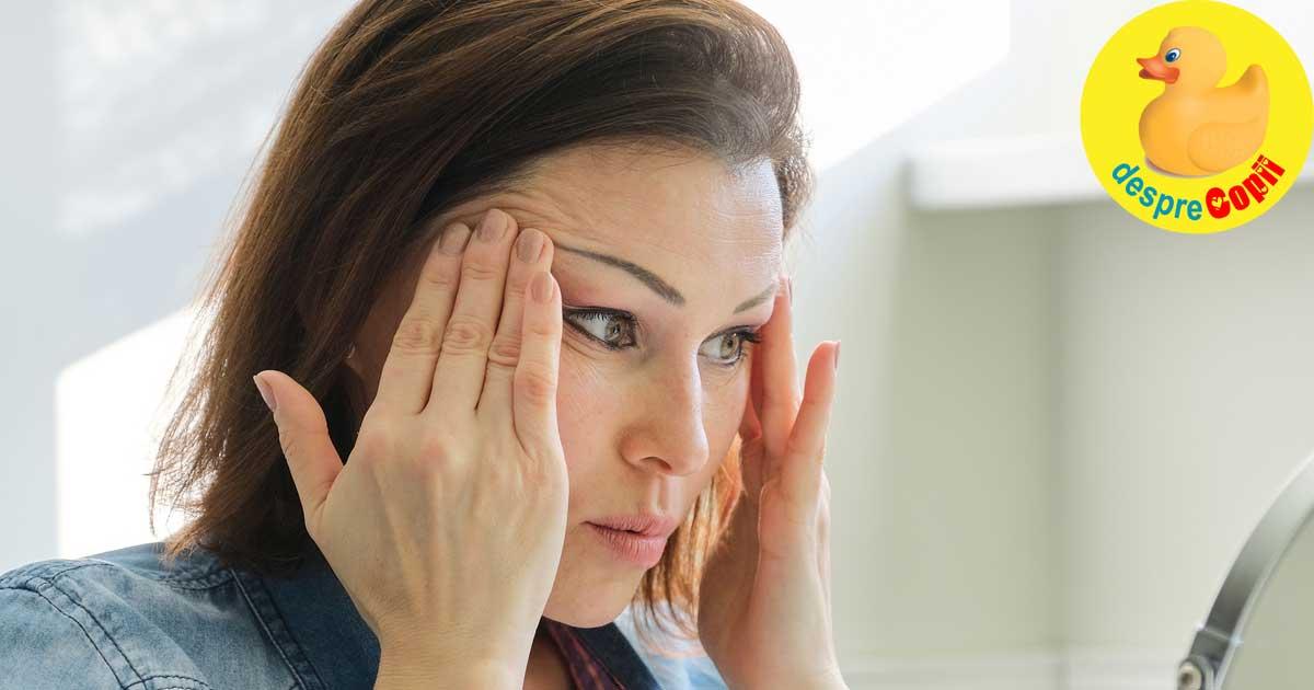 Lupta cu ridurile dupa 40 ani. 10 sfaturi de la un specialist in frumusete