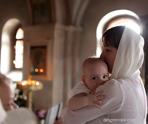 Rolul nasilor de botez, la biserica si in viata copilului. Indatoririle nasilor.
