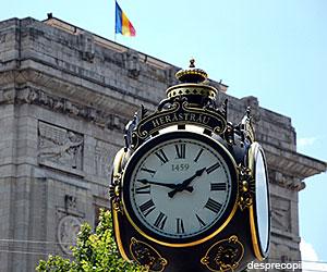 Calatorie in Romania anului 2013