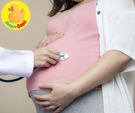Rubeola si sarcina - simptome, testare si urmari