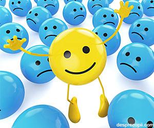 Tu cum reusesti sa fii optimist?