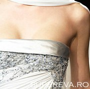 Elie Saab, haute-couture toamna-iarna 2007-2008, o colectie sclipitoare