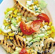 Salata de pui grill si telina