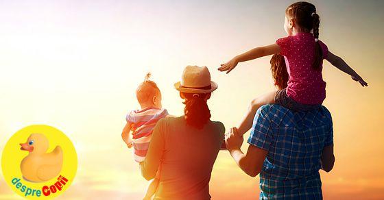 Re-activeaza rutina de sanatate a familiei: 2 provocari