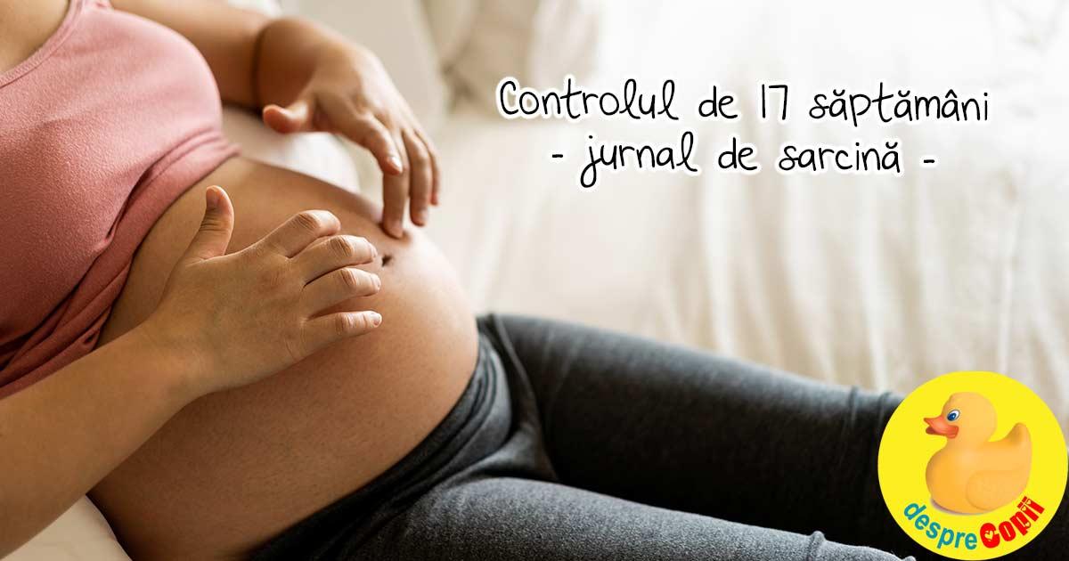Ganduri de la controlul de 17 saptamani: trombofilia mi-a rapit al treilea copil - jurnal de sarcina