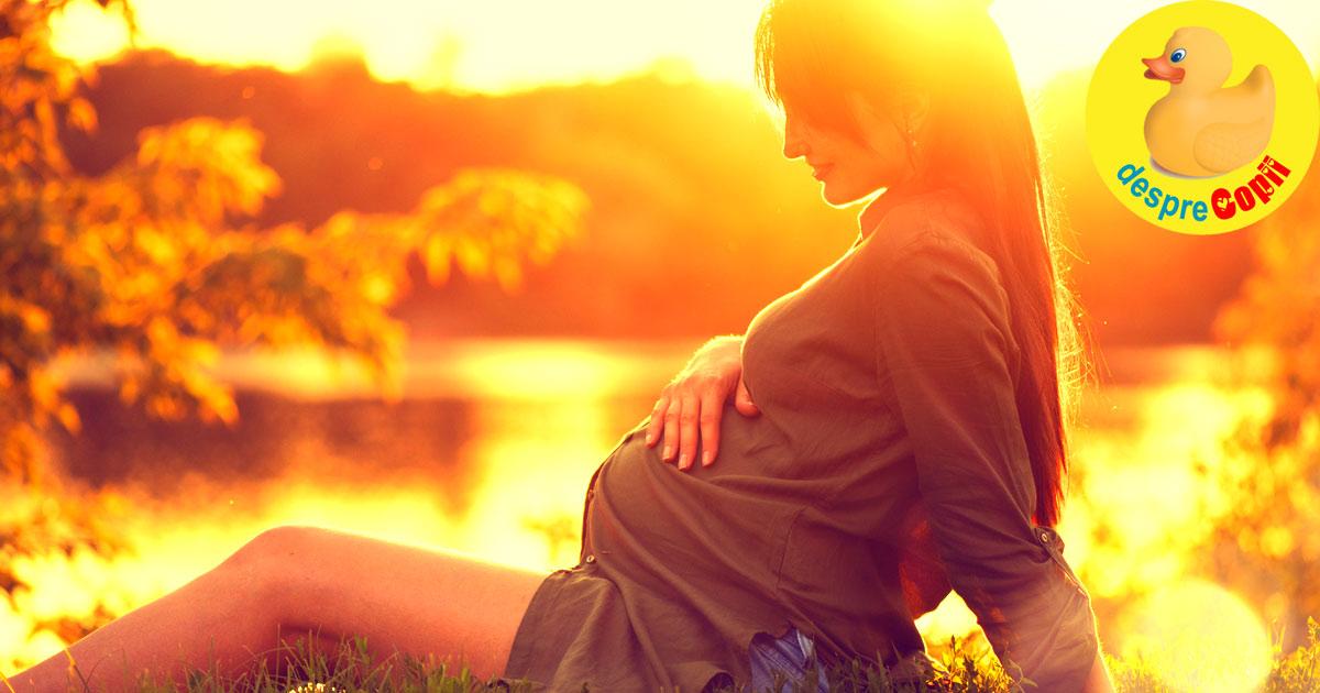 Sarcina intre 20-30 de ani: anii de aur ai fertilitatii