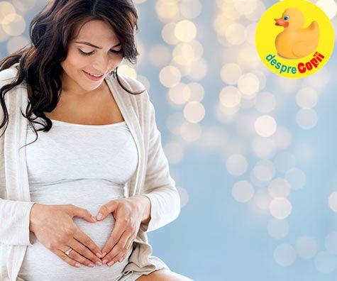 14 fapte uimitoare despre sarcina