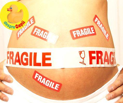 Supravegherea gravidelor cu risc