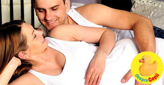 9 luni de sarcina fara sex? Cum, cat, pozitii si atentionari necesare