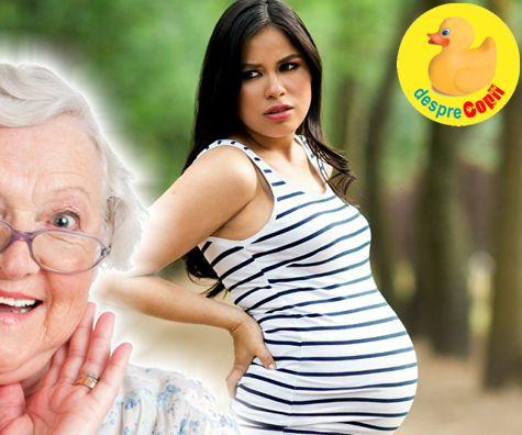10 superstitii despre sarcina si ce mai spun babele despre sarcina