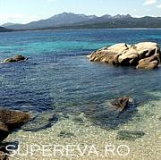 Sardinia, soare, cer senin, mare de smarald...