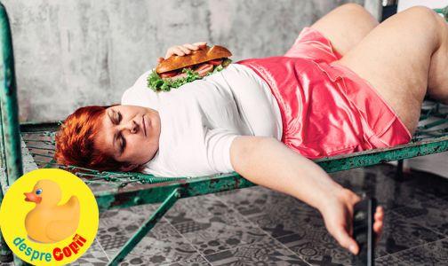 Sarea, zaharul, grasimile si dependenta cu care se imbogatesc gigantii industriei alimentare