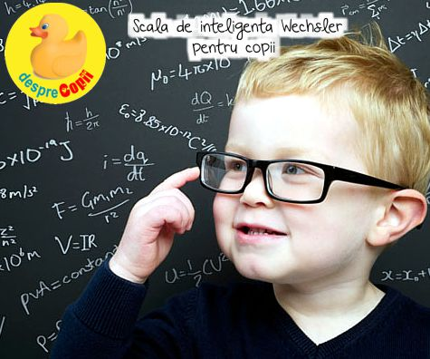 Scala de inteligenta Wechsler pentru copii