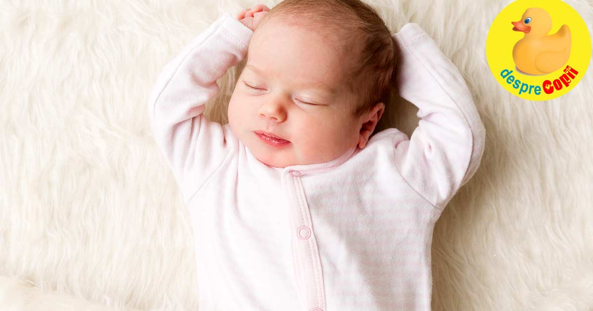 7 secrete despre somnul bebelusului aflate de la un expert in somnul bebelusilor
