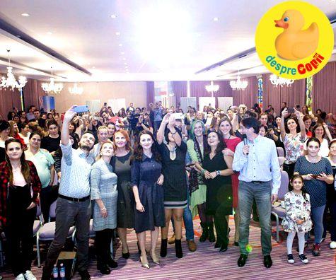 Fiecare mamica poate alapta: Seminar despre alaptare in Bucuresti (video)