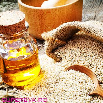 20 de beneficii ale semintelor de susan