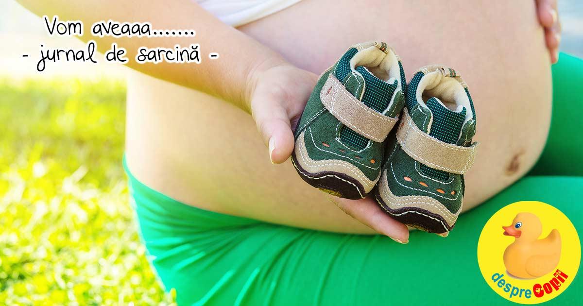 Saptamana 16: am aflat sexul bebelusului - jurnal de sarcina