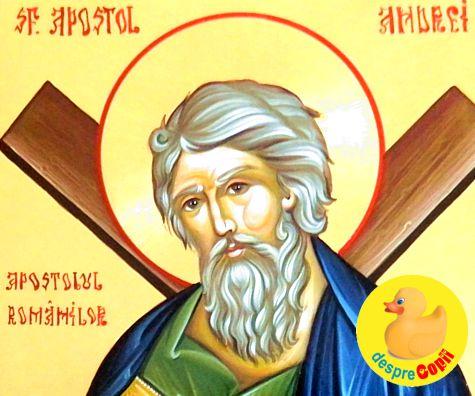 Sfantul Andrei - Sarbatoare romaneasca