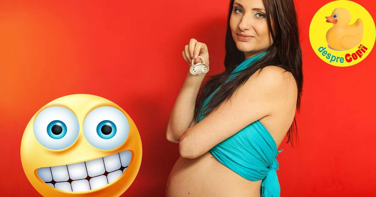 6 simptome de sarcina un pic jenante - dar iertate fiecarei gravide