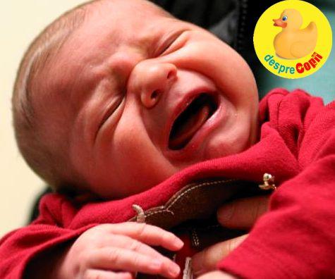 Sindromul de zgaltaire cu putere a bebelusului