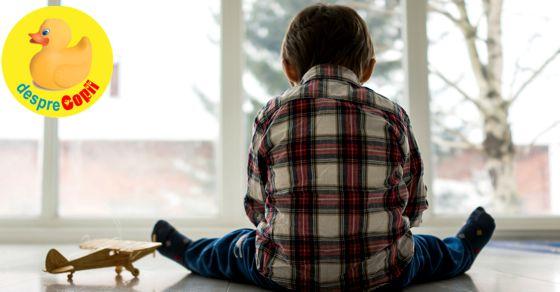 20 de lucruri despre Sindromul Asperger la copil