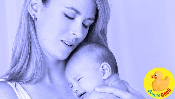 Singuratatea de dupa nasterea bebelusului: sau perioada cand mamicile descopera noua lor identitate
