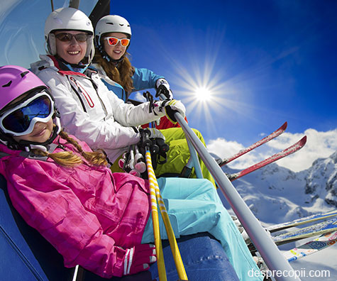 10 destinatii in Alpi unde poti schia ieftin