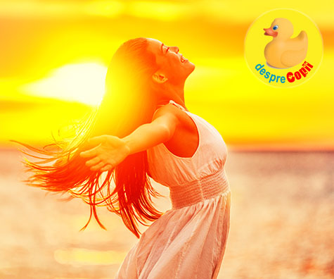 7 beneficii ale soarelui pentru sanatatea noastra