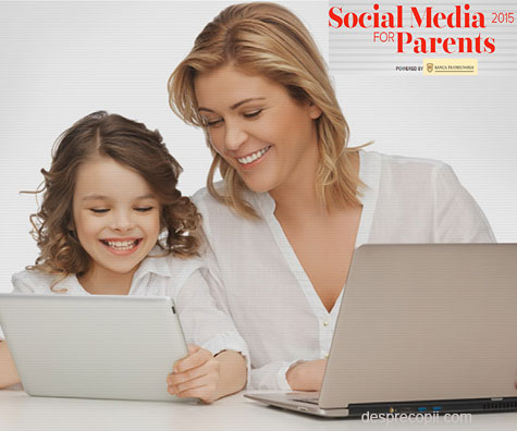 Cea de-a treia editie Social Media for Parents revine pe 22 iulie