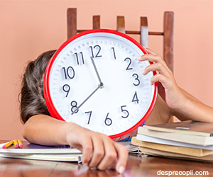 Dereglarile de somn la adolescenti