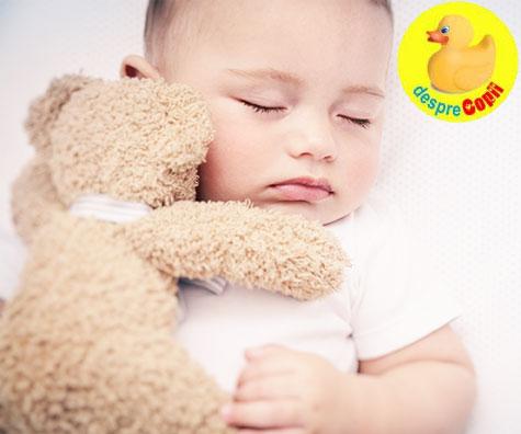 Somnul, aliatul sau dusmanul copilului?