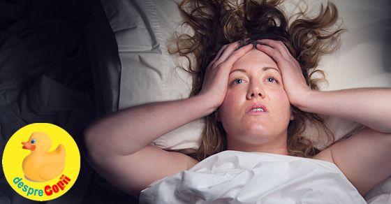 7 solutii eficiente pentru un somn mai bun