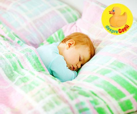 Ora de culcare a copilului - iata ce importanta are pentru dezvoltarea creierului sau