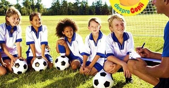 De ce e important sa iti inscrii copilul la un sport de club: 6 beneficii
