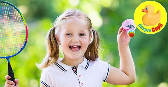 10 beneficii psihologice si sociale ale sportului pentru copii