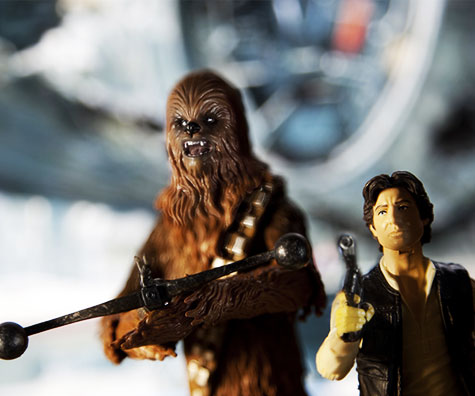 A long time ago ...in a galaxy far, far away: o recenzie tarzie pentru The Force Awakens
