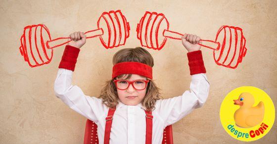 Stima de sine a copilului: de ce rolul parintilor este esential