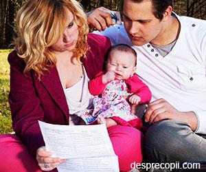 Ce este si cum se acorda stimulentul de insertie - dupa nasterea copilului