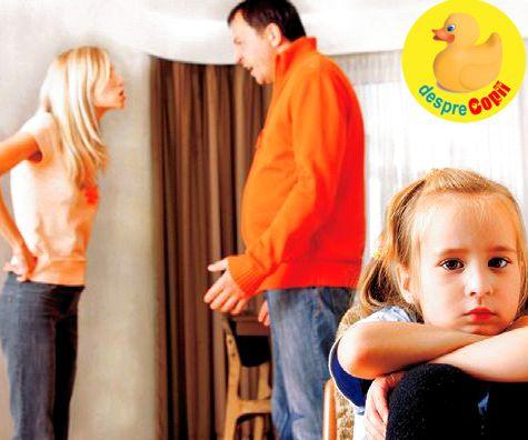 Cum reactioneaza mamele si tatii la stresul familial