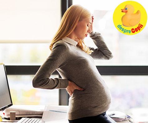 Stresul mamei in timpul sarcinii imbatraneste copiii mai repede