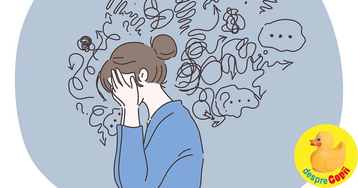 10 semne alarmante ale stresului